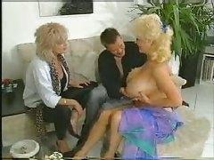 Son Mom &amp,amp, Aunt - Karin Schubert &amp,amp, Lotta Topp by snahbrandy